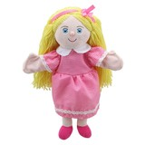 The Puppet Company poppenkastpop Goudlokje