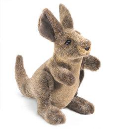 Folkmanis handpop kangoeroe