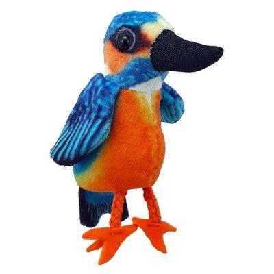 The Puppet Company ijsvogel vingerpopje