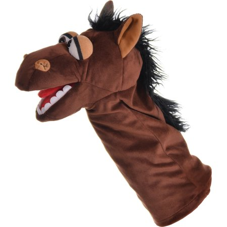 Living Puppets Sokpop paard Fred