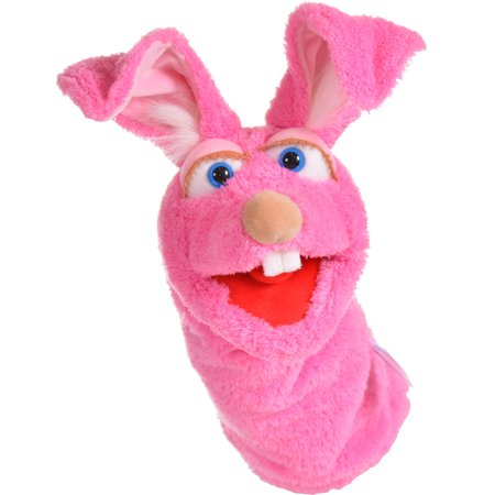 Living Puppets Sokpop Manpfine het konijn