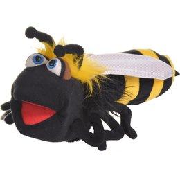 Living Puppets handpop bij Bientje (Doris)