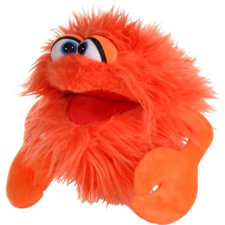 Living Puppets handpop Knipser Krab