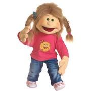Living Puppets handpop Caro