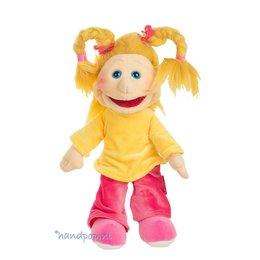Living Puppets handpop Sandra 35 cm