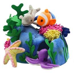 The Puppet Company vingerpopjes oceaan
