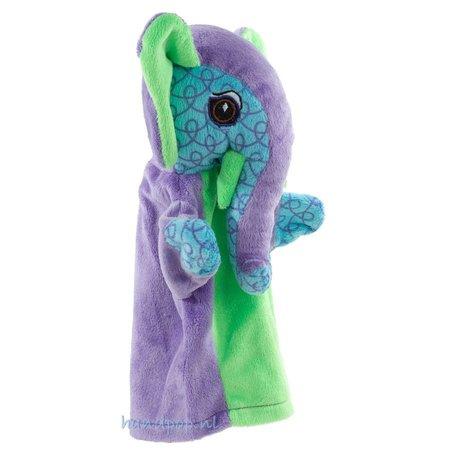 The Puppet Company handpop olifant