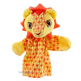 The Puppet Company Leeuw poppenkastpop (second puppet)