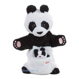 Trudi handpop panda met jong
