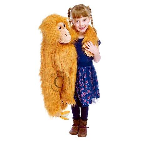 The Puppet Company oerangoetan aap XXL