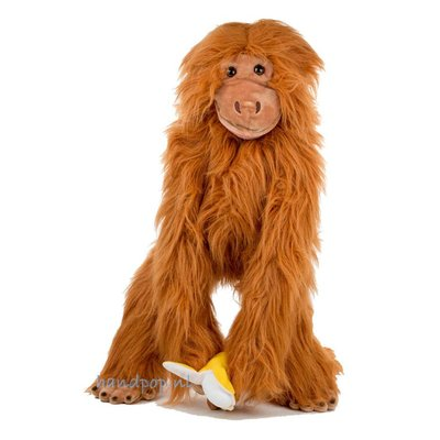 The Puppet Company handpop aap oerang oetan XXL