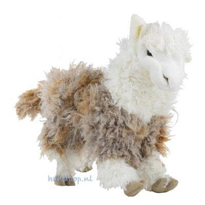 Folkmanis handpop alpaca
