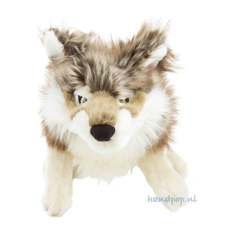Folkmanis grijze wolf