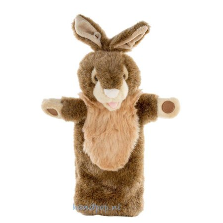 The Puppet Company wild konijn