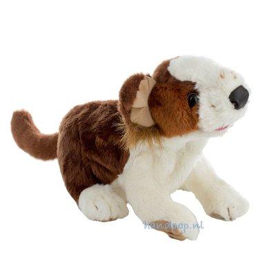 Folkmanis handpop hond (lucky dog)