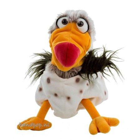 Living Puppets Alfonso de gier in het ei
