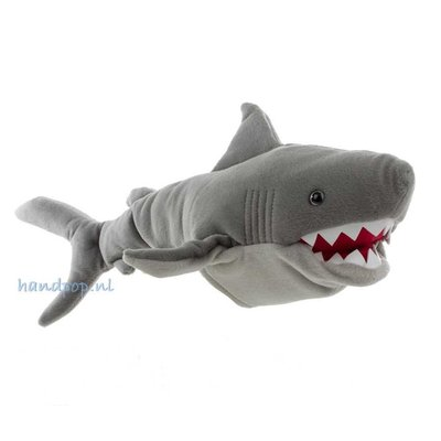 Folkmanis handpop haai