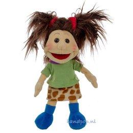 Living Puppets handpop Yosie 35 cm