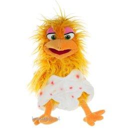 Living Puppets handpop kuiken Piri