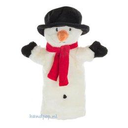 The Puppet Company handpop sneeuwman (longsleeve)