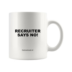 "Mok ""Recruiter says NO!"""