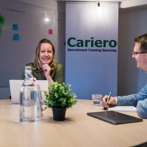 Cariero Sourcing op afstand: het actief laten zoeken naar mogelijke kandidaten