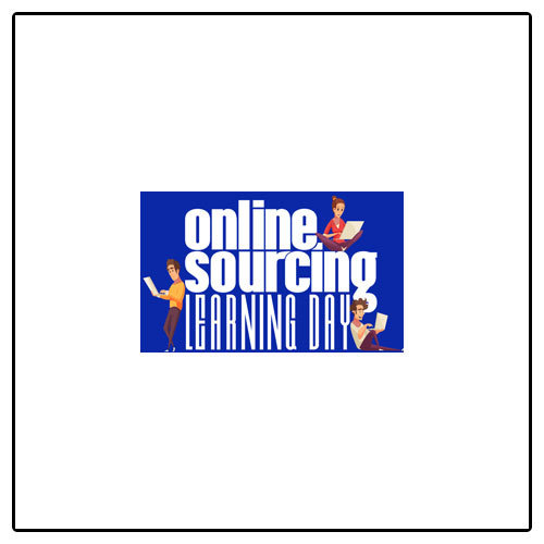 Online sourcing learning day Online Sourcing Learning Day