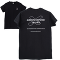 """Voor Tekst Tshirt """"Marktconform Salaris"""""""