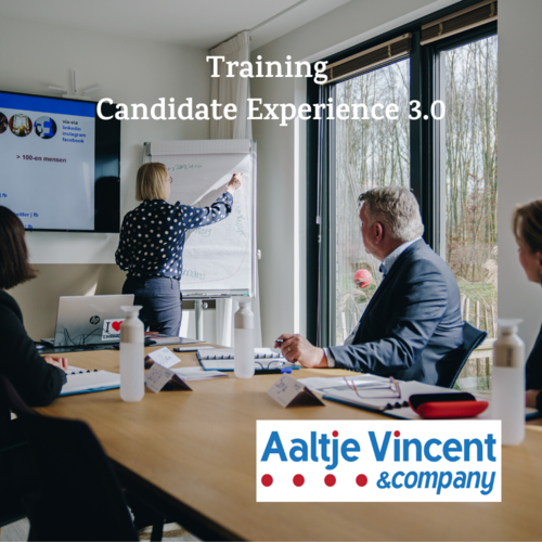 Aaltje Vincent & Company Candidate Experience 3.0