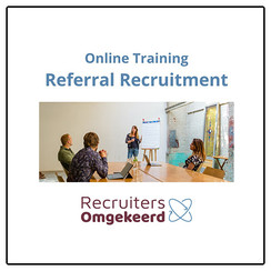 Online training Referral Recruitment