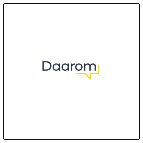 Logo Daarom