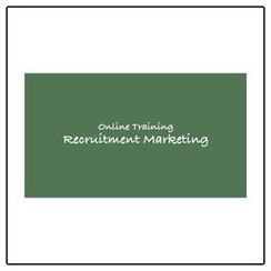 Online Training: Recruitment Marketing