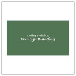 Online Training: Employer Branding