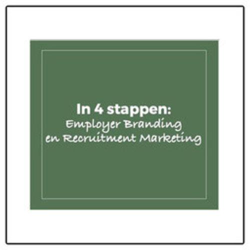 Werkimago In 4 stappen: Employer Branding en Recruitment Marketing