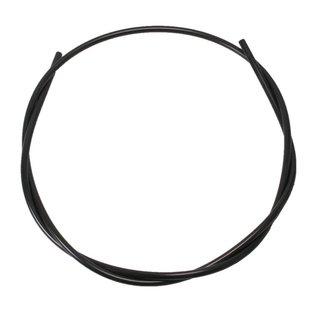 Nazca Chain tube Nylon 14x1mm black, order size 50 cm maximum length 200 cm