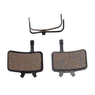 XLC Brake pads BB7, set for one brake