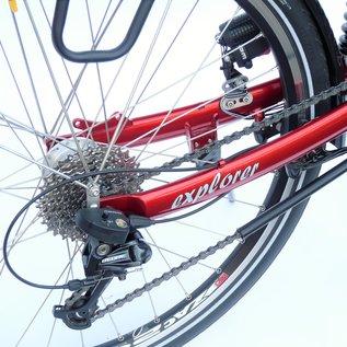 Nazca Stickers, set voor 1 fiets