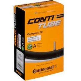 "Continetal Innertube 20""Schrader valve 32-47 406-451"
