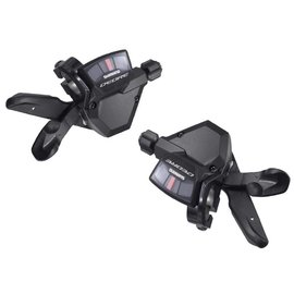 Shimano Trigger shifters, 9-speed