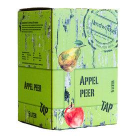 Appeltap sap appel peer