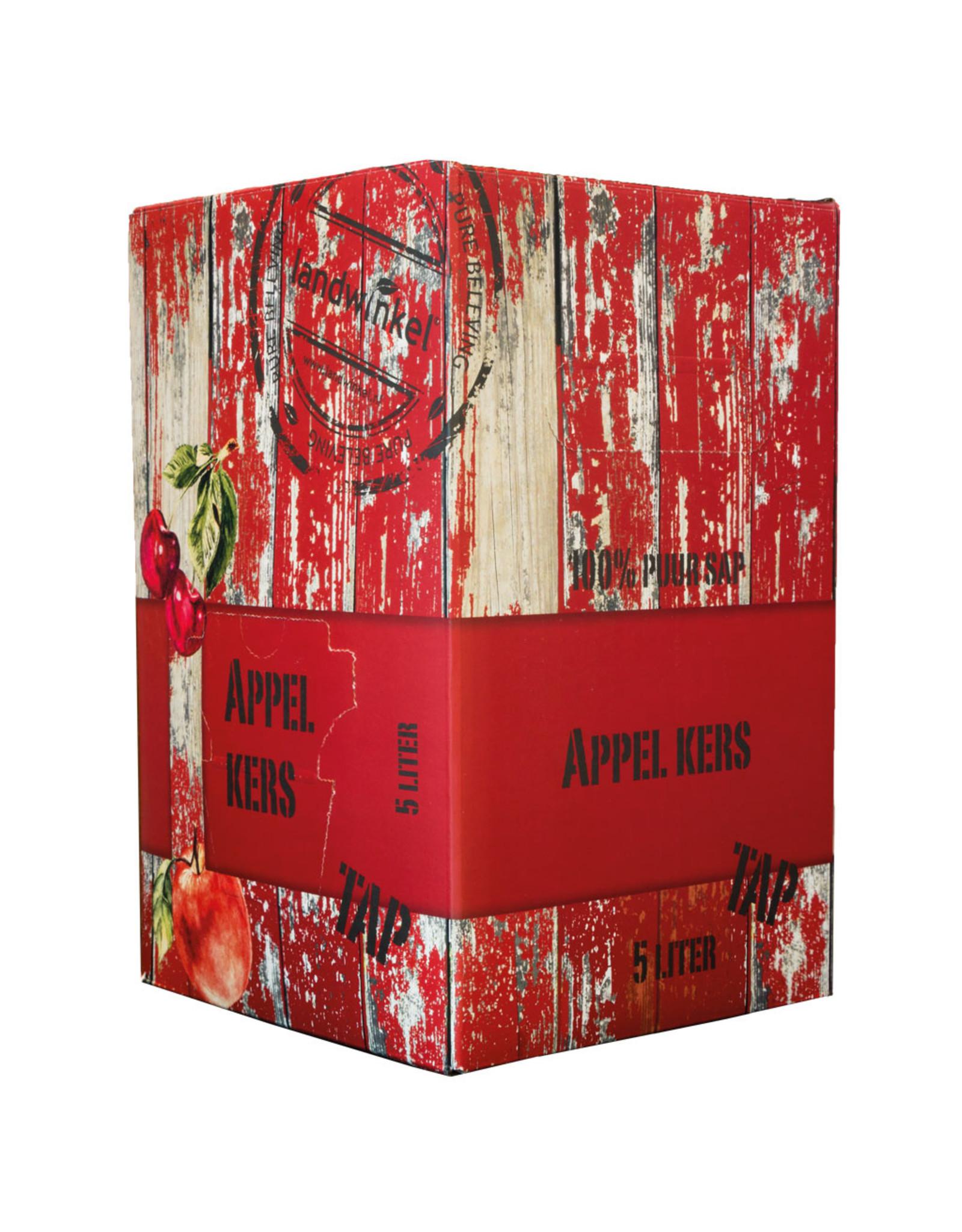 Appeltap sap appel kers 5 ltr