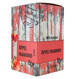 Appeltap sap appel Framboos 3 ltr