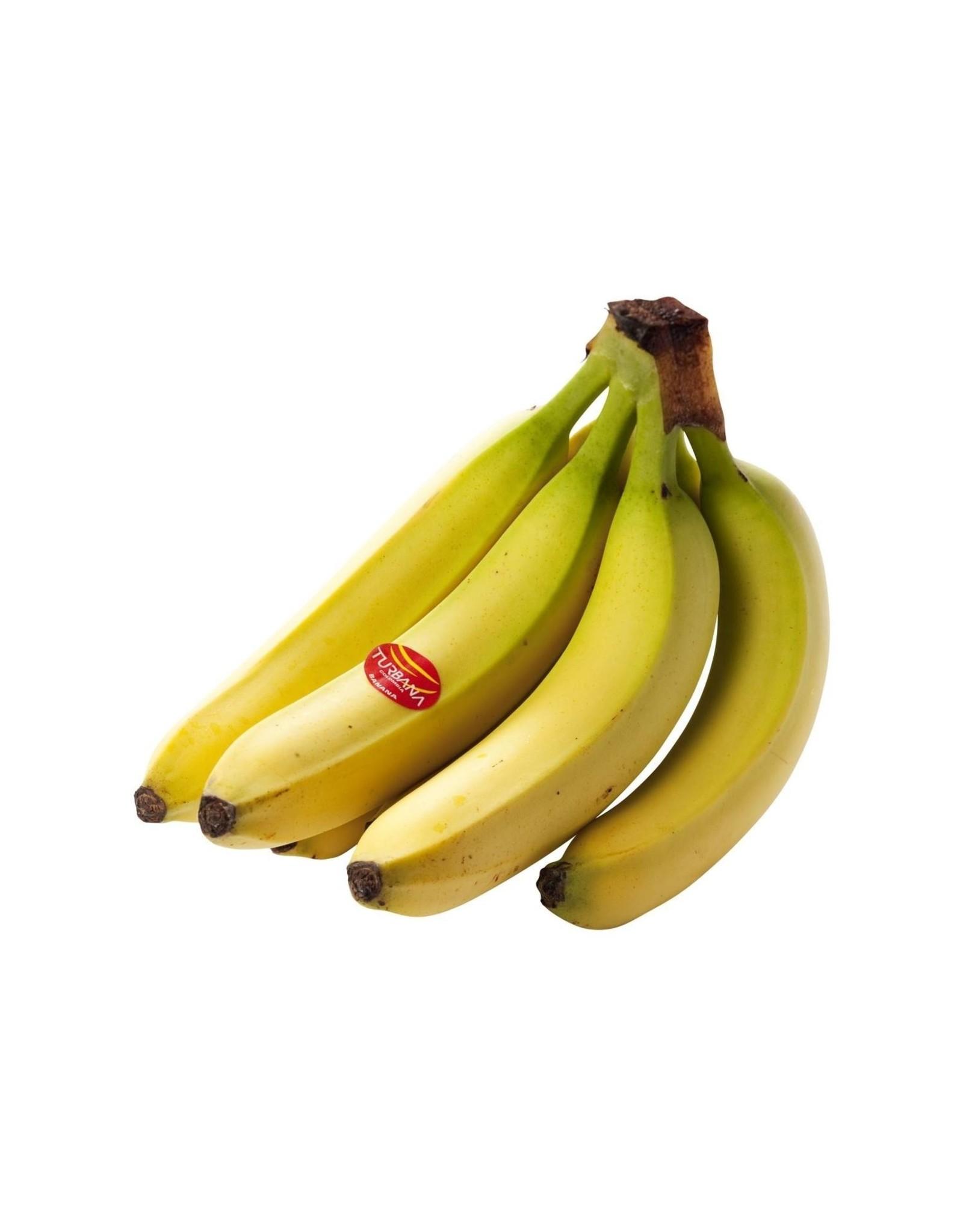 Bananen per tros van 4