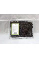 Rozijnen blauw per bakje 400 gr