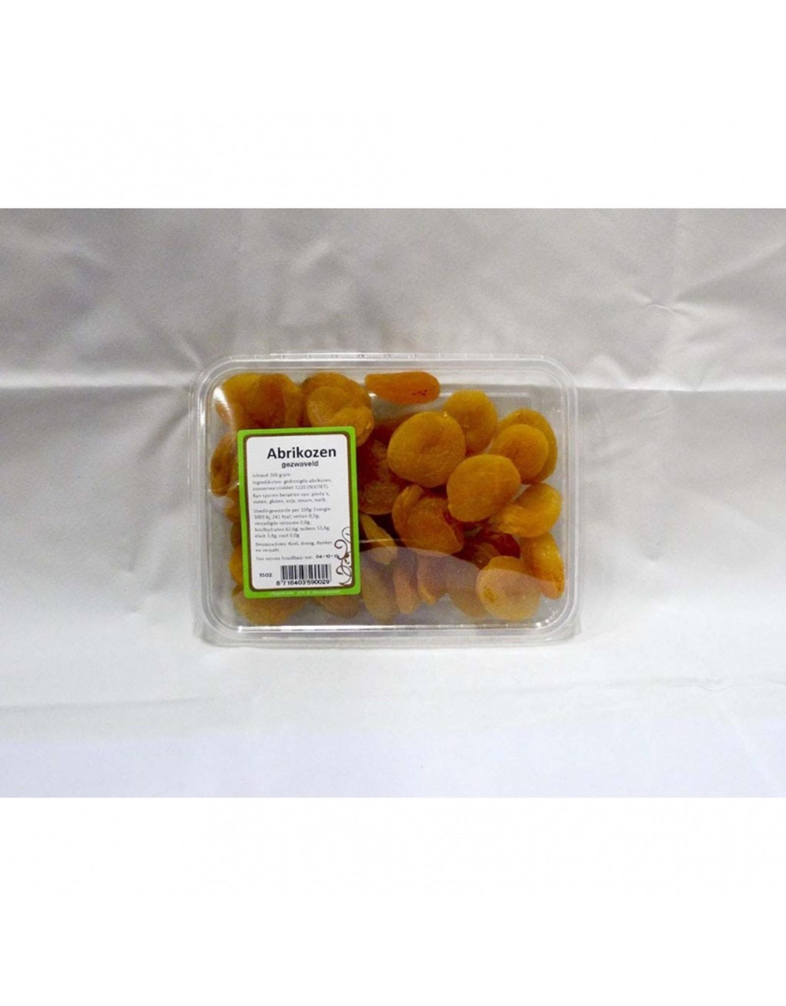 Abrikozen gezwaveld 300 gram
