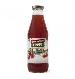 Appel cranberrysap