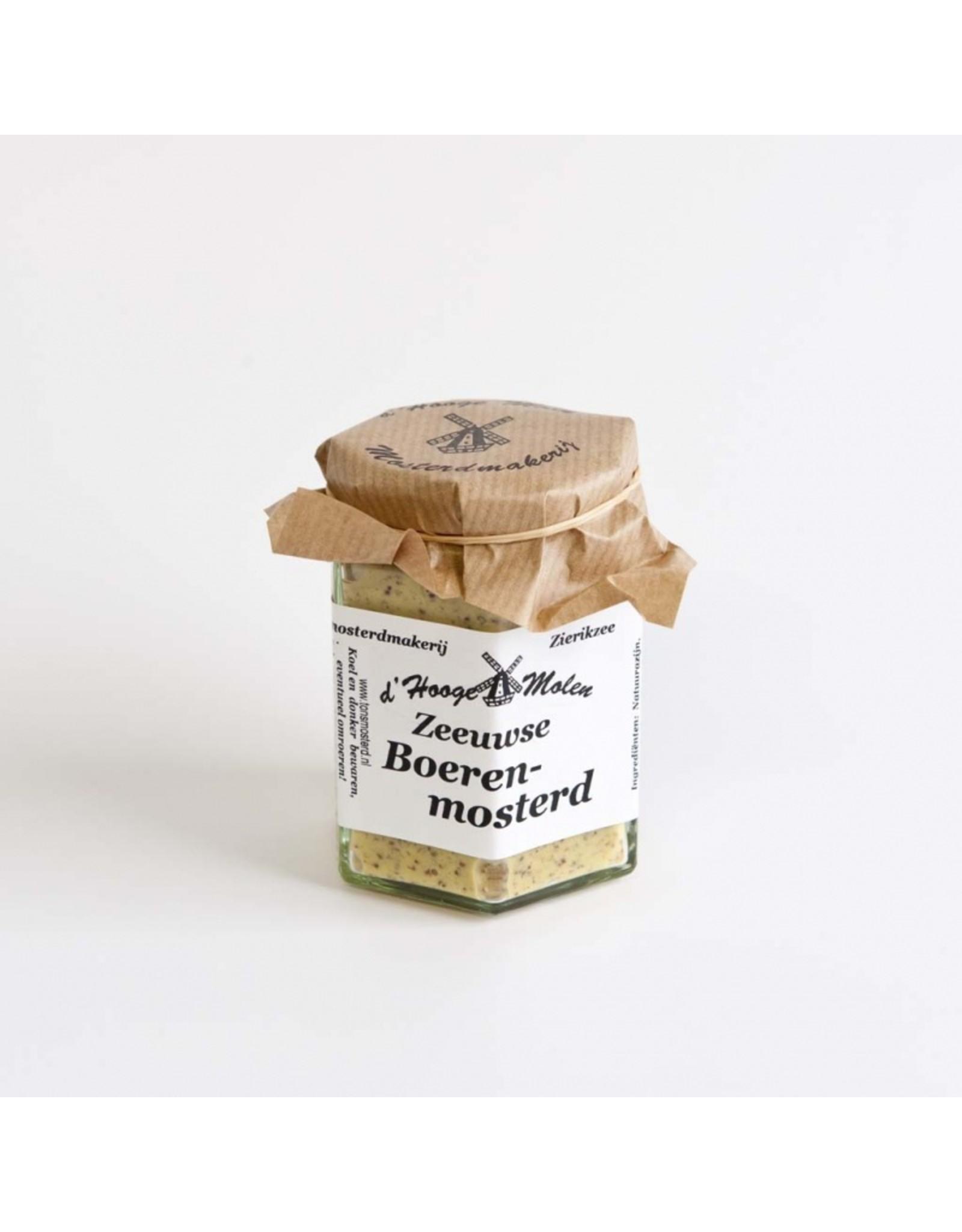 Zeeuwse boeren mosterd 170 gram