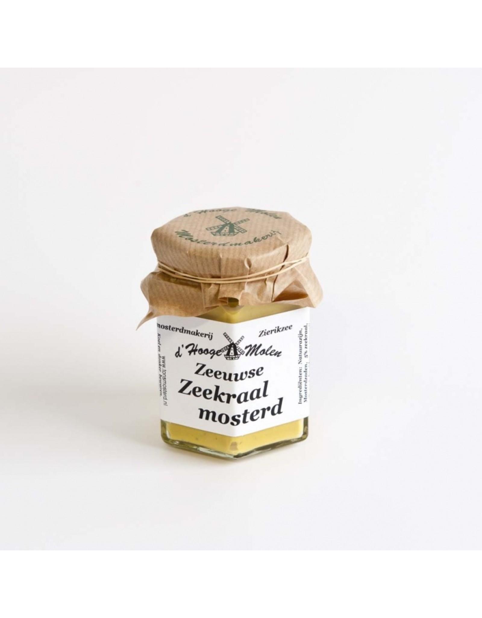 Zeeuwse zeekraal mosterd 170 gram