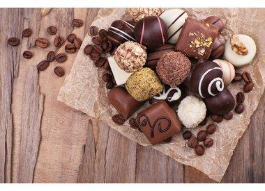 Snoep en chocolade