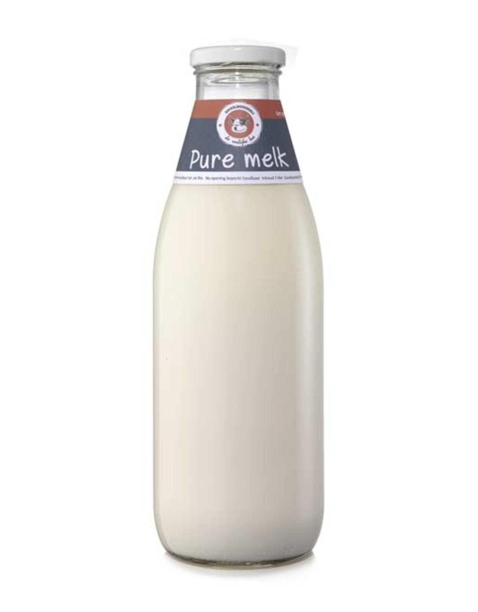 De vrolijke koe Pure Melk 1 ltr.